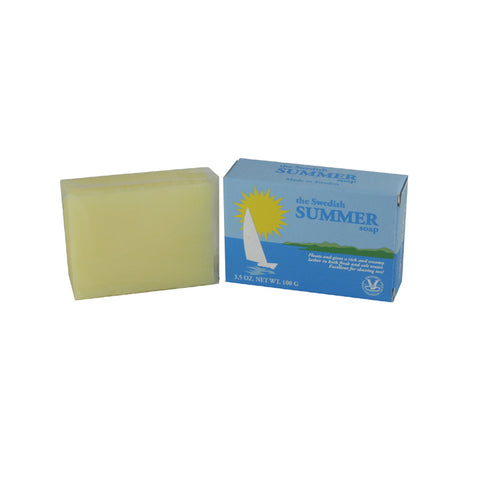 VIC13 - The Swedish Summer Soap Soap for Women - 3.5 oz / 100 g