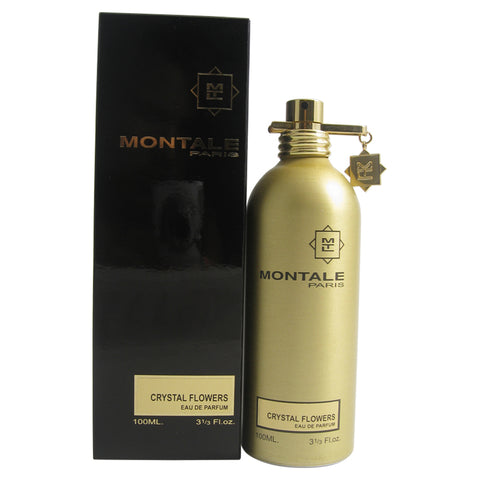 MONT66 - Montale Crystal Flowers Eau De Parfum for Women - Spray - 3.3 oz / 100 ml