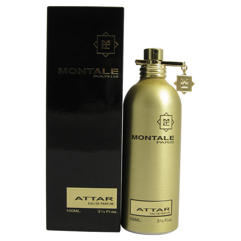 MONT64M - Montale Attar Eau De Parfum for Men - Spray - 3.3 oz / 100 ml