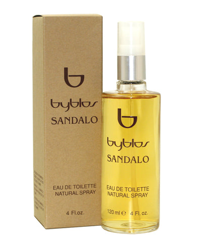 BYB12W-F - Byblos Sandalo Eau De Toilette for Women - 4 oz / 120 ml Spray