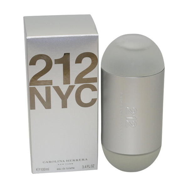 AA229 - 212 Eau De Toilette for Women - 3.4 oz / 100 ml Spray