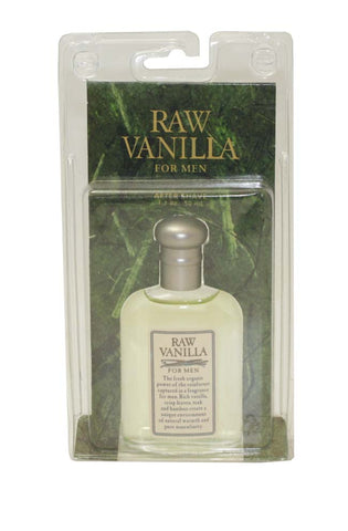 RA42M - Raw Vanilla Aftershave for Men - 1.7 oz / 50 ml