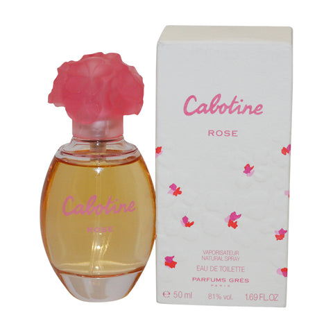 CAB127 - Cabotine Rose Eau De Toilette for Women - 1.69 oz / 50 ml Spray