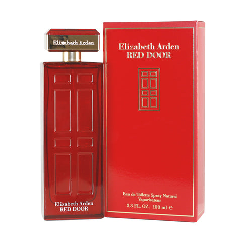 RE41 - Red Door Eau De Toilette for Women - 3.3 oz / 100 ml Spray