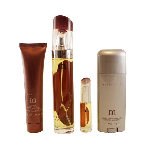 PE379M - Perry Ellis M 4 Pc. Gift Set for Men