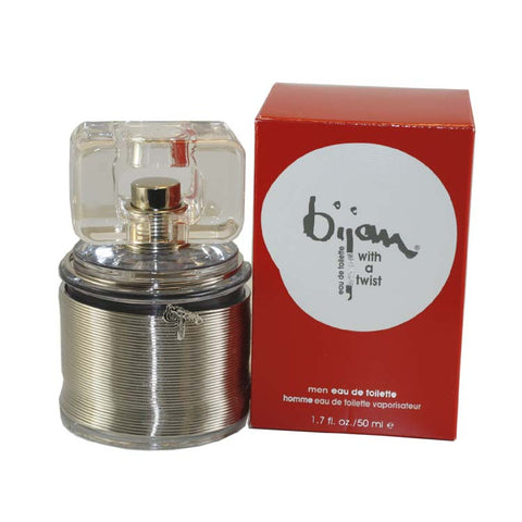 BT17M - Bijan With A Twist Eau De Toilette for Men - Spray - 1.7 oz / 50 ml