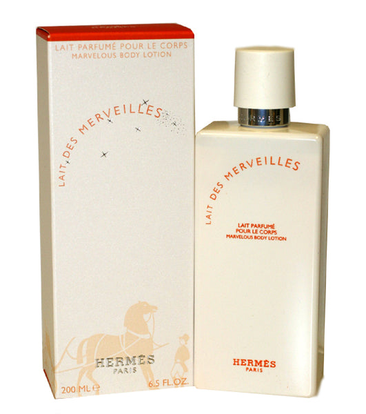 EAU36 - Eau Des Merveilles Body Lotion for Women - 6.5 oz / 200 ml