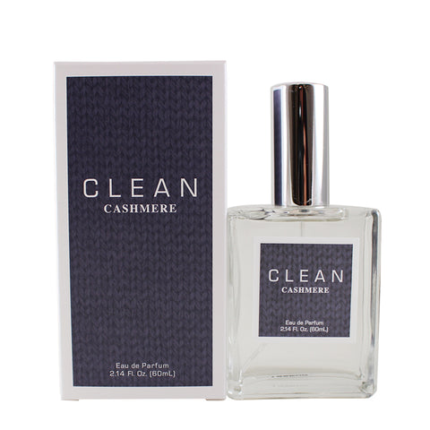 CLS32 - Clean Cashmere Eau De Parfum for Women - 2.14 oz / 65 ml Spray