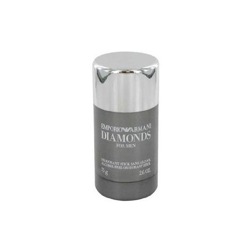 EM775M - Emporio Armani Diamonds Deodorant for Men - Stick - 2.6 oz / 75 g - Alcohol Free