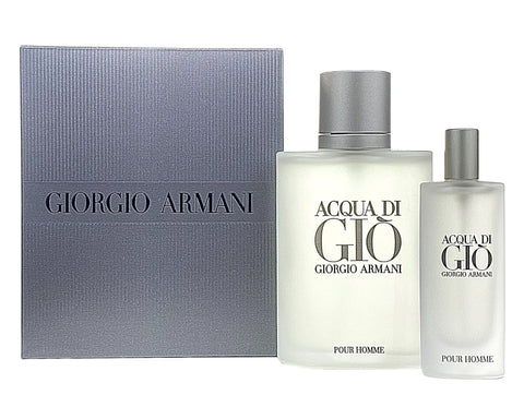 Giorgio Armani Acqua Di Gio 2 Pc. Gift Set for Men