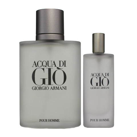 AC703M - Giorgio Armani Acqua Di Gio 2 Pc. Gift Set for Men