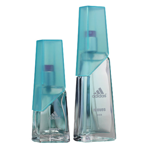 ADD158 - Adidas Moves 2 Pc. Gift Set for Women