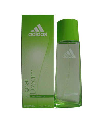 ADF16 - Adidas Floral Dream Eau De Toilette for Women - 1.7 oz / 50 ml - Spray