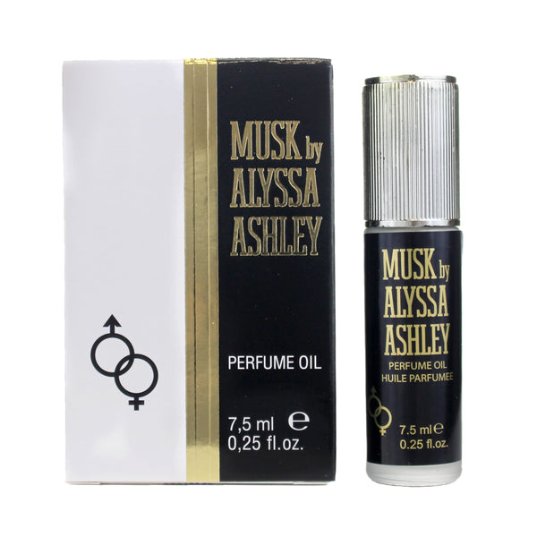 AL62 - Alyssa Ashley Musk Perfume Oil for Women - 0.25 oz / 7.5 ml