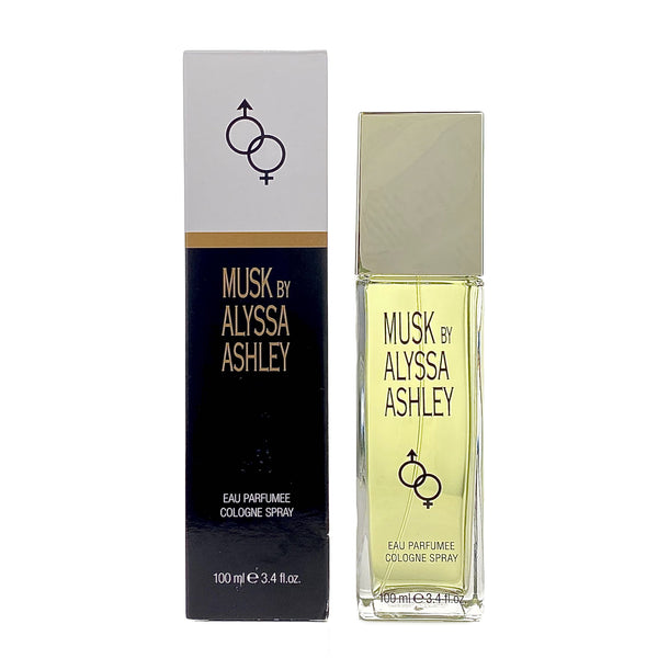 AL93 - Alyssa Ashley Musk Eau Parfumme Cologne for Women - 3.4 oz / 100 ml - Spray