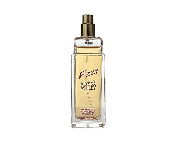 ALF17T - Alyssa Ashley Fizzy Eau De Toilette for Women - 1.7 oz / 50 ml - Spray - Tester