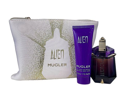 ALGS93 - Thierry Mugler Alien 3 Pc. Gift Set for Women