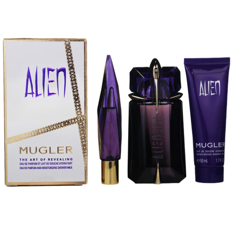 ANAR2 - Thierry Mugler The Art Of Revealing Travel Exclusive 3 Pc. Gift Set for Women - Default Title