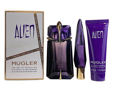 ANAR8 - Thierry Mugler Alien 3 Pc. Gift Set for Women