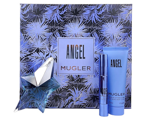 ANGL26 - Thierry Mugler Angel 3 Pc. Gift Set for Women