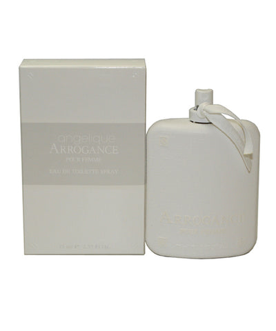 ARA29 - Arrogance Angelique Eau De Toilette for Women - 2.5 oz / 75 ml Spray