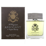 ARR34M - Arrogant Eau De Toilette for Men - 3.4 oz / 100 ml Spray