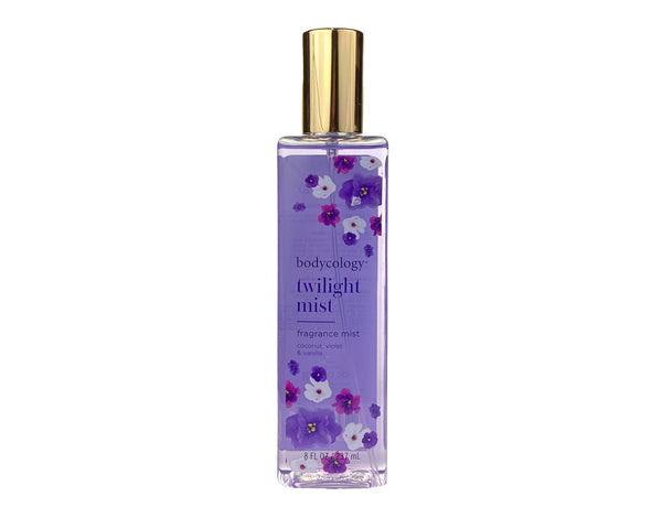 BCTM19 - Bodycology Twilight Mist Fragrance Mist for Women - 8 oz / 237 ml - Spray