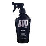 BOD81 - Bod Man Black Body Spray for Men - 8 oz / 236 ml