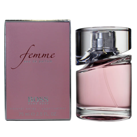 BOSS19 - Boss Femme Eau De Parfum for Women - 2.5 oz / 75 ml