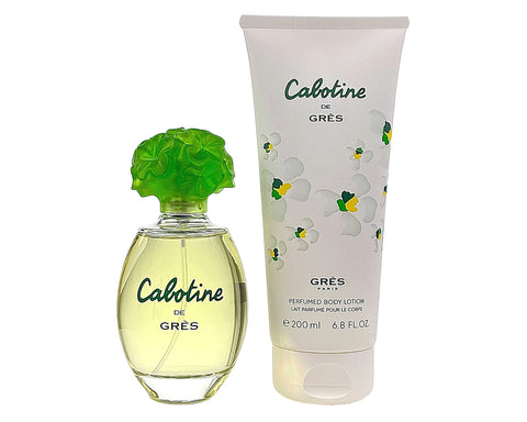 CA14 - Cabotine De Gres 2 Pc. Gift Set for Women