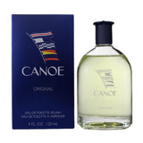CA708M - Canoe Eau De Toilette for Men - 4 oz / 120 ml Splash
