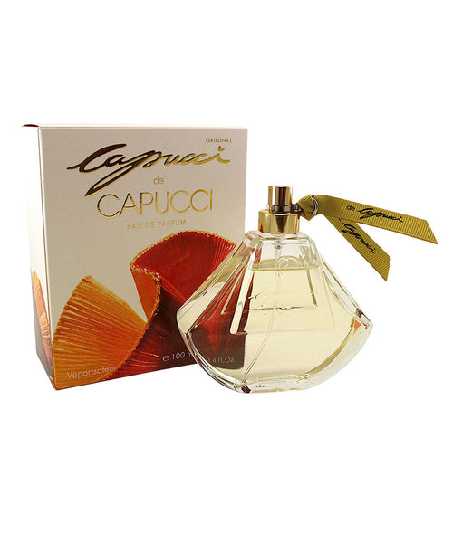 CA79 - Capucci De Capucci Eau De Parfum for Women - 3.4 oz / 100 ml Spray