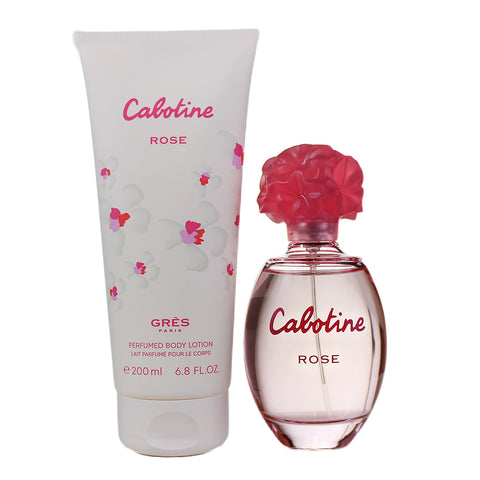CAB13 - Cabotine Rose 2 Pc. Gift Set For Women