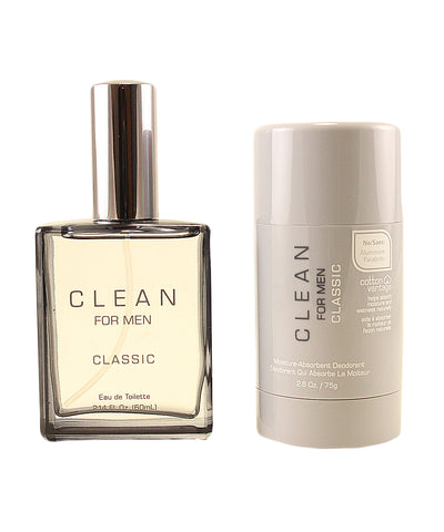 CC35M - Clean Classic 2 Pc. Gift Set for Men - Default Title