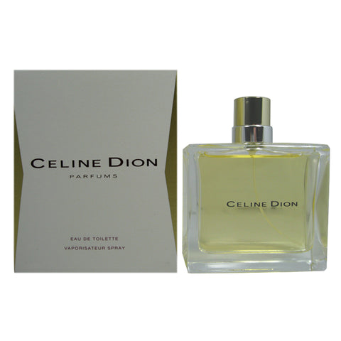 CEL231 - Celine Dion Eau De Toilette for Women - 1.7 oz / 50 ml - Spray