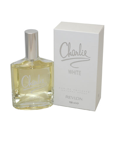 CH62 - Revlon Charlie White Eau De Toilette for Women - 3.4 oz / 100 ml Spray