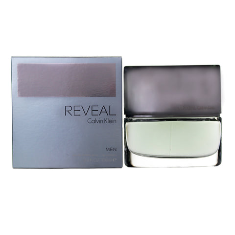 CKR21M - Reveal Eau De Toilette for Men - 3.4 oz / 100 ml Spray