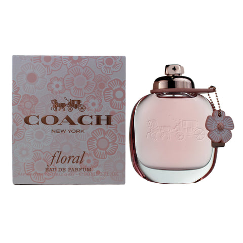 COFL3 - Coach New York Floral Eau De Parfum for Women - 3 oz / 90 ml - Spray
