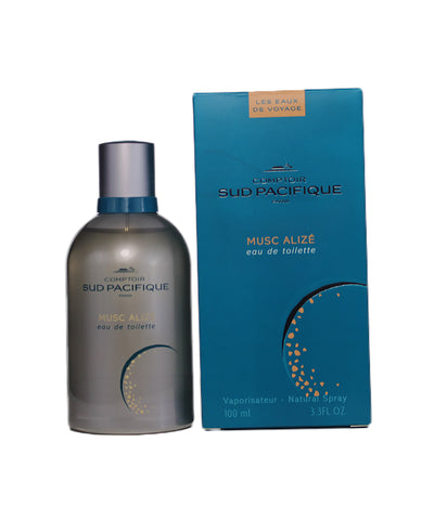 COM19W-P - Comptoir Sud Pacifique Musc Alize EDT for Women - 3.3 oz