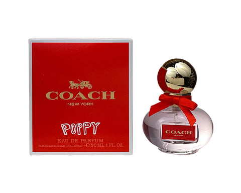 CP18 - Coach Poppy Eau De Parfum for Women - 1 oz / 30 ml