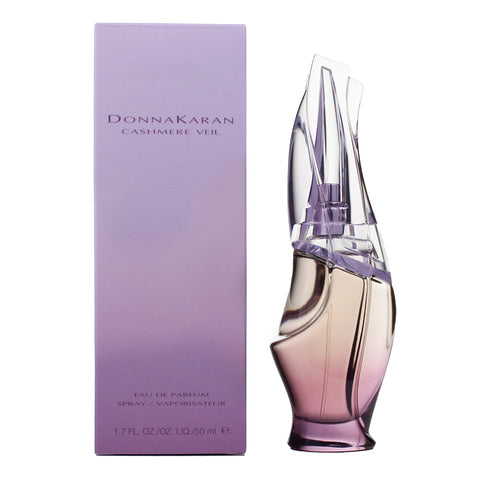 CV17 - Donna Karan Cashmere Veil Eau De Parfum for Women - 1.7 oz / 50 ml - Spray