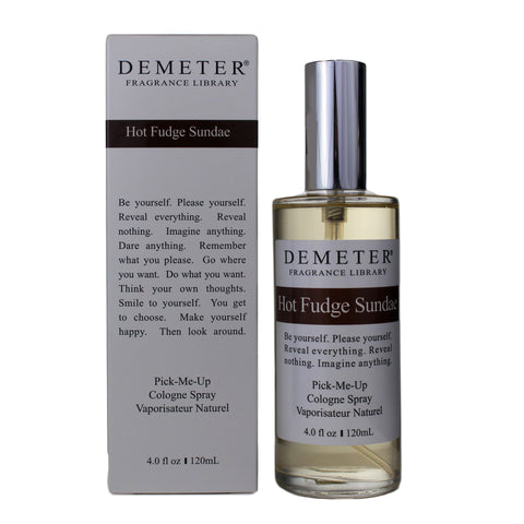 DEM50W - Hot Fudge Sundae Cologne for Women - 4 oz / 120 ml