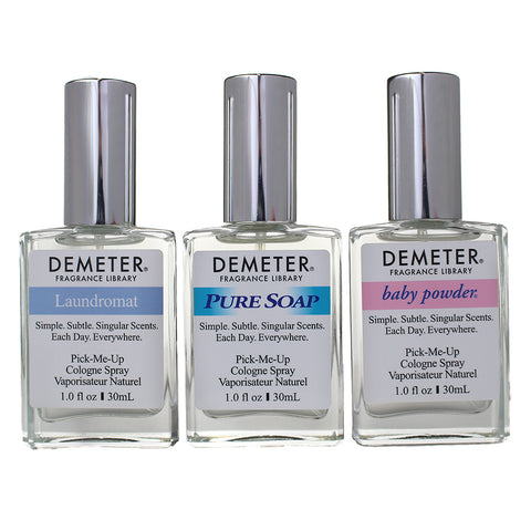 DEMT2 - Demeter Variety 3 Pc. Gift Set for Women