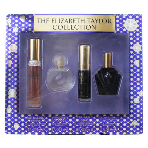 ETC14 - Elizabeth Taylor Forever Elizabeth 4 Pc. Gift Set for Women