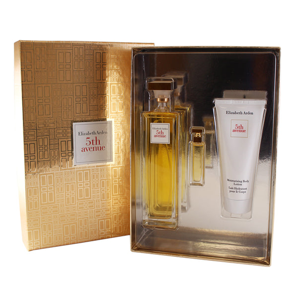 FI23 - Elizabeth Arden 5th Avenue  3 Pc. Gift Set for Women