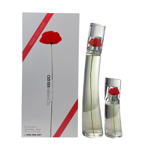 FL790 - Kenzo Flower 2 Pc. Gift Set for Women