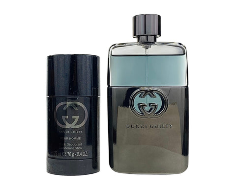 GG90M - Gucci Guilty by Gucci 2 pc Gift Set for Men