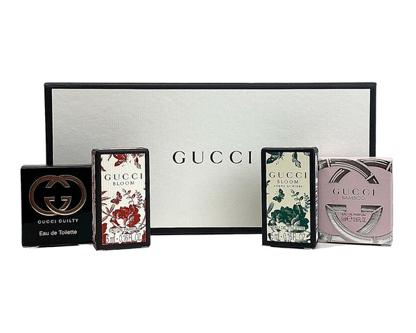 GMGS16 - Gucci Guilty 4 Pc. Gift Set for Women