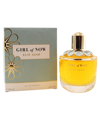 GN30 - Elie Saab Girl Of Now Eau De Parfum for Women - 3 oz / 90 ml - Spray