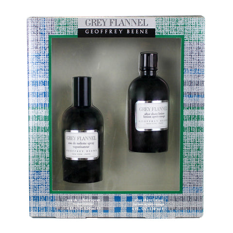 GR32M - Grey Flannel 2 Pc. Gift Set for Men